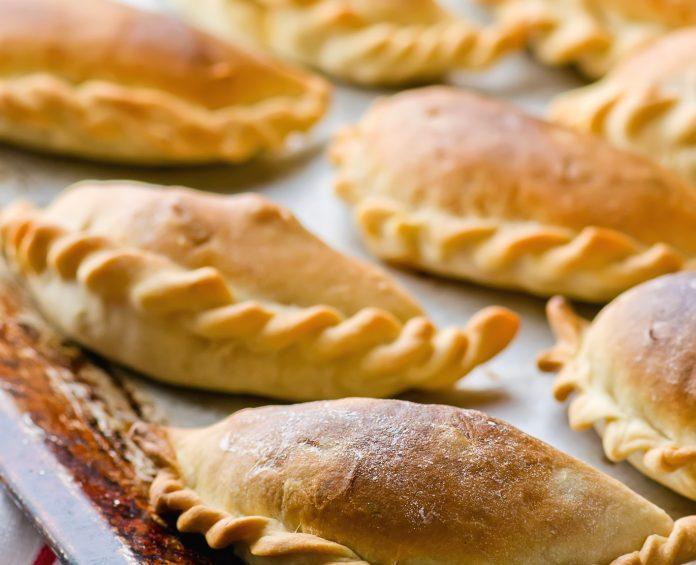 Empanadas ,traditional Argentina pies.
